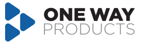 One Way Products Mobile Logo